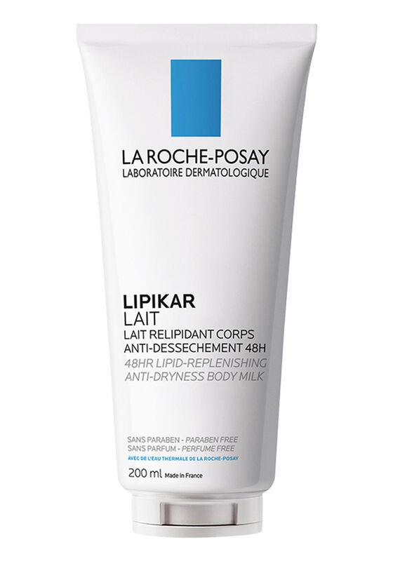 La-Roche-Posay Молочко для тела без отдушки Lipikar 200 мл - фото 1
