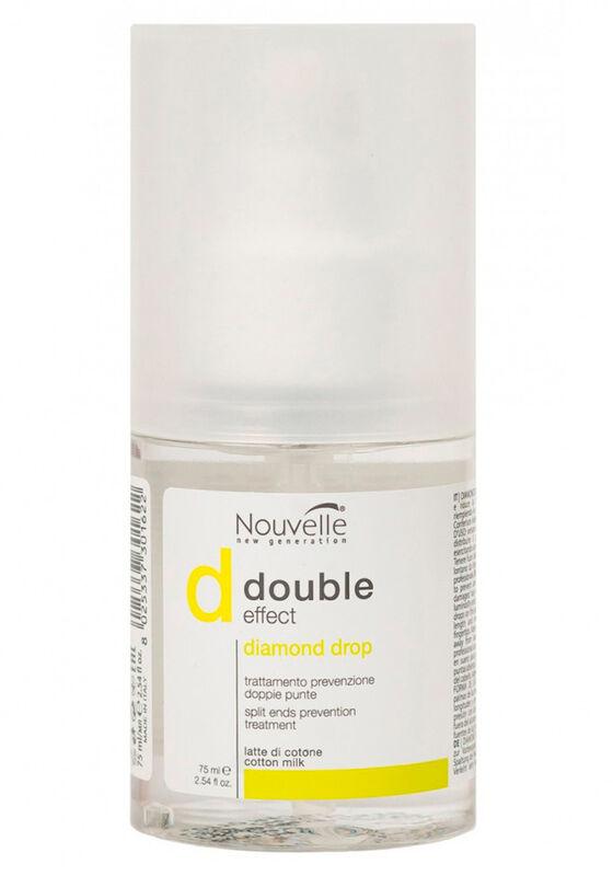Nouvelle Сыворотка для предотвращения посеченных концов-DIAMOND DROP-75 ml - фото 1