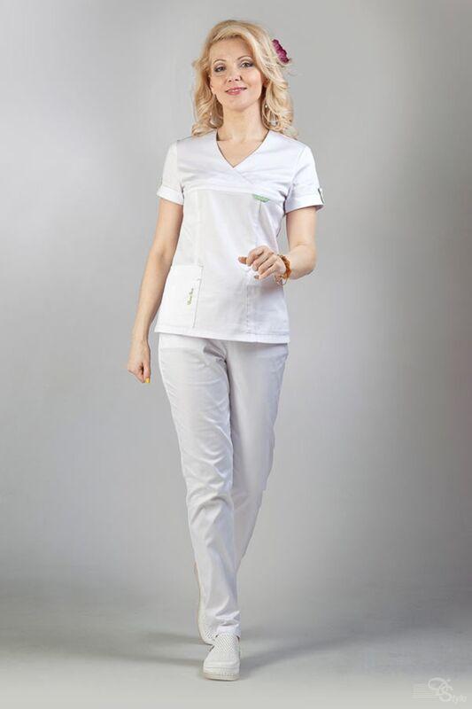 Доктор Стиль Блуза женская Альфа (лу1230) - фото 1