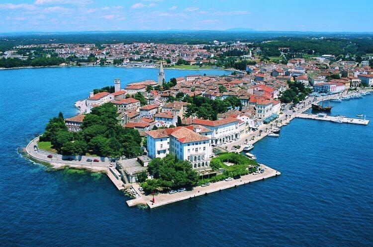 Отдых и оздоровление за рубежом Лэндтур Отдых в Хорватии Тур твоей мечты! - фото 1