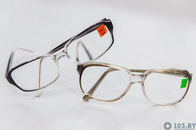 Очки Касияна Очки корригирующие в пластмассовой оправах - фото 17