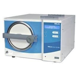 Стоматологическое оборудование Melag Германия Автоклав медицинский класса N MELAtronic 23 - фото 1