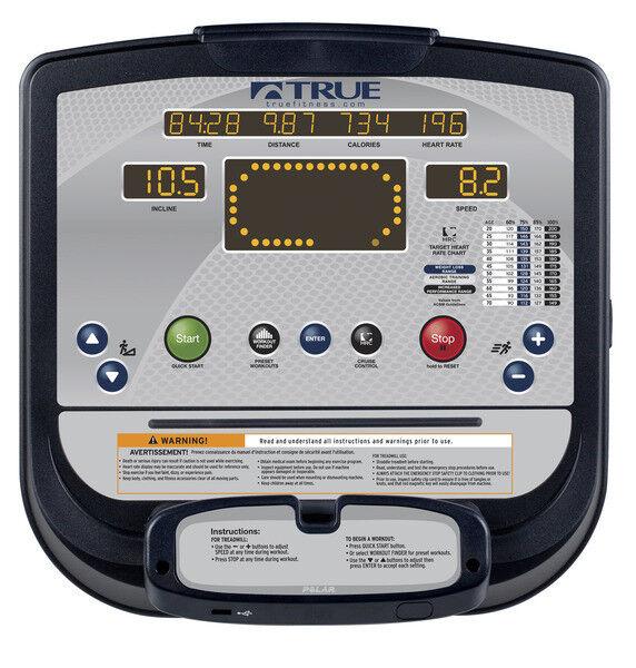 Беговая дорожка True Fitness TCS600X (CS600XT) - фото 3