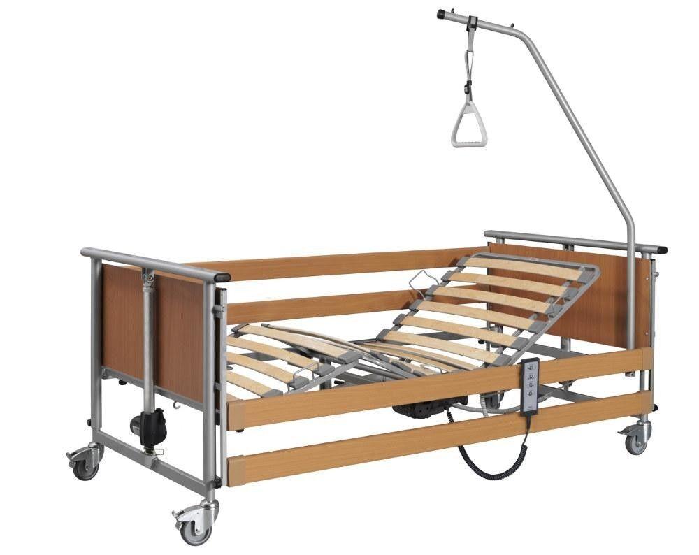ELBUR Кровать 4-х секционная с элетроприводом PB 325 - фото 1