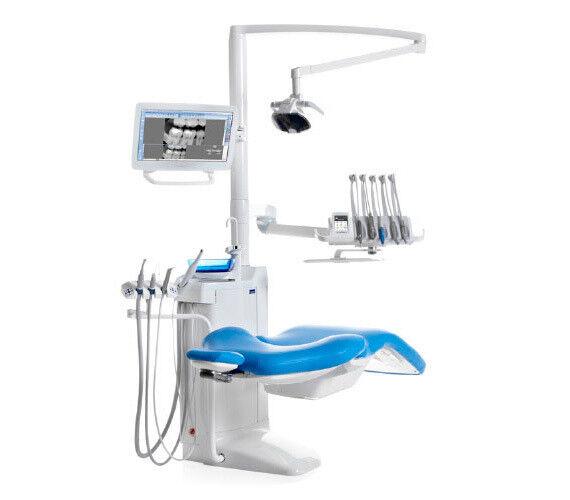 Медицинское оборудование Planmeca Установка стоматологическая Compact i Touch - фото 1