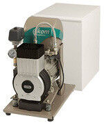 Стоматологическое оборудование Ekom Словакия Компрессор DK-50-10 S/М для одной установки - фото 1