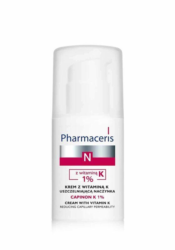 Pharmaceris Крем с витамином К CAPINON K 1%, 30 мл - фото 1