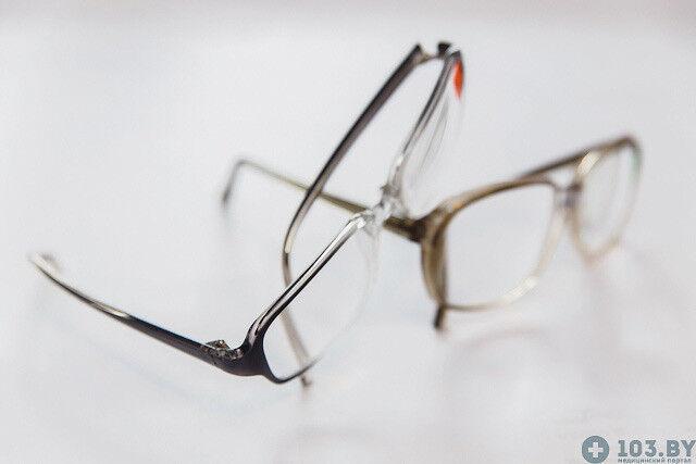 Очки Касияна Очки корригирующие в пластмассовой оправах - фото 16