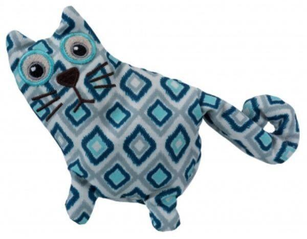 Trixie Игрушка «Кот» с кошачьей мятой - фото 1