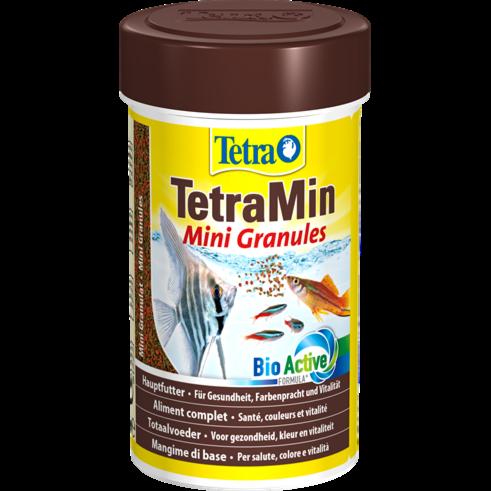 Tetra Корм для рыб Mini Granules - фото 1