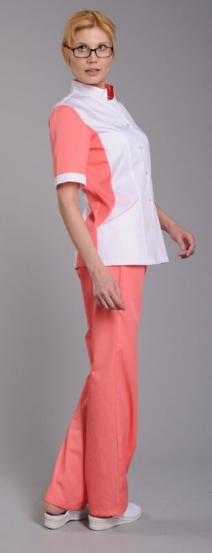 Доктор Стиль Блуза медицинская женская Панацея (лс3230) - фото 4