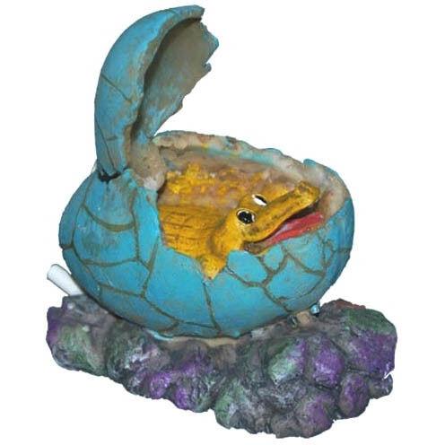 N1 Распылитель «Яйцо с крокодильчиком» - фото 1