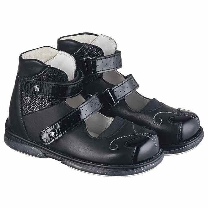 Memo Детские ортопедические туфли Princessa 3LY - фото 1