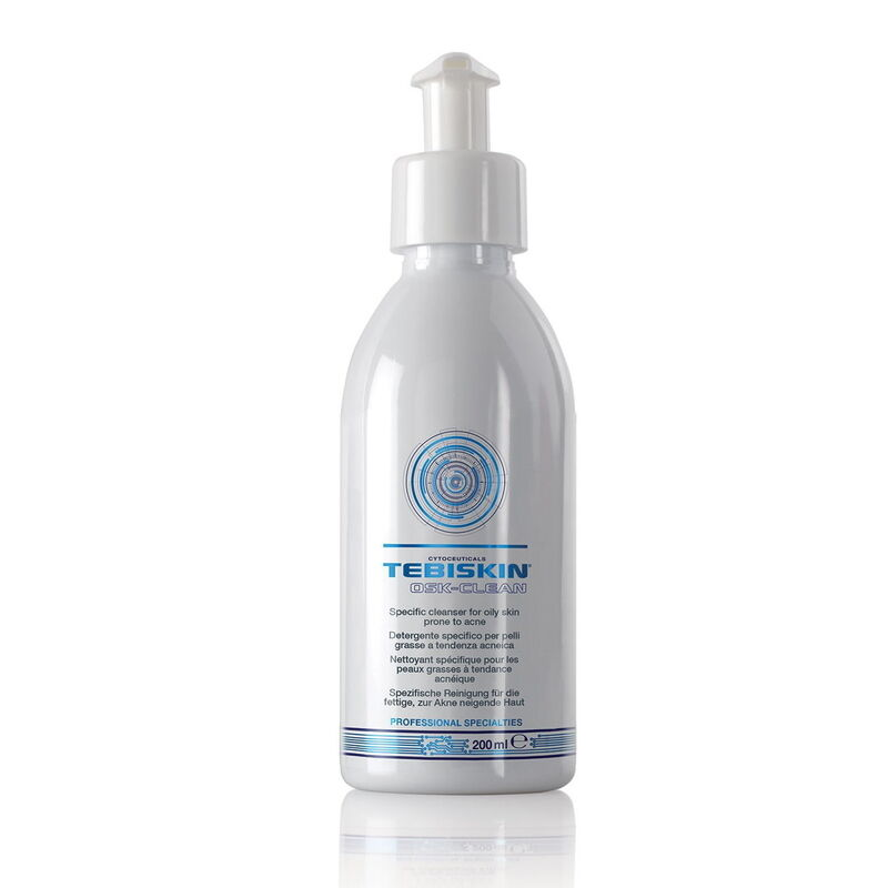 Tebiskin Очищающее средство для жирной кожи, склонной к акне Osk Clean - фото 1
