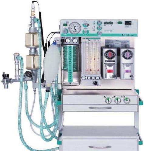 Медицинское оборудование Stephan Наркозно-дыхательный аппарат Artec - фото 1