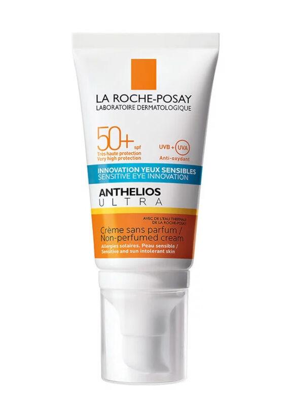 La-Roche-Posay Крем для лица и кожи вокруг глаз ANTHELIOS ULTRA XL SPF 50+ 50 мл - фото 1