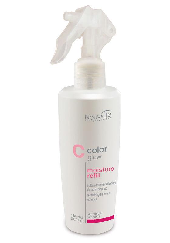 Nouvelle Средство для увлажнения волос COLOR GLOW MOISTURE REFILL 150 мл - фото 1