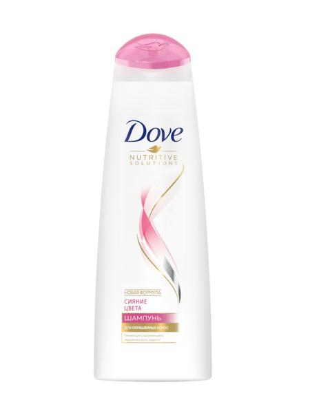 Dove Шампунь Hair Therapy Сияние Цвета, 380 мл - фото 1
