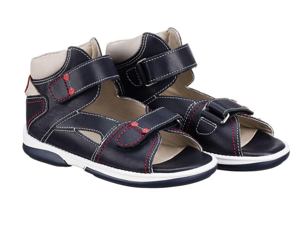 Memo Детская ортопедическая обувь Monaco 3DA - фото 1