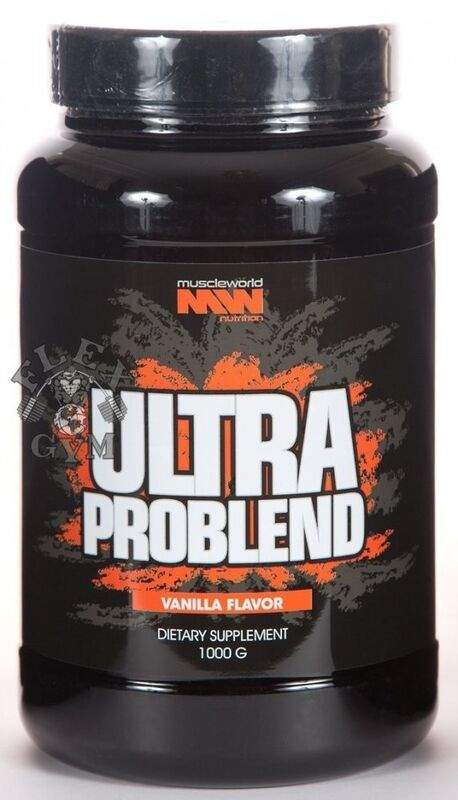 Muscle World Nutrition Ultra ProBlend 1000 гр - фото 1