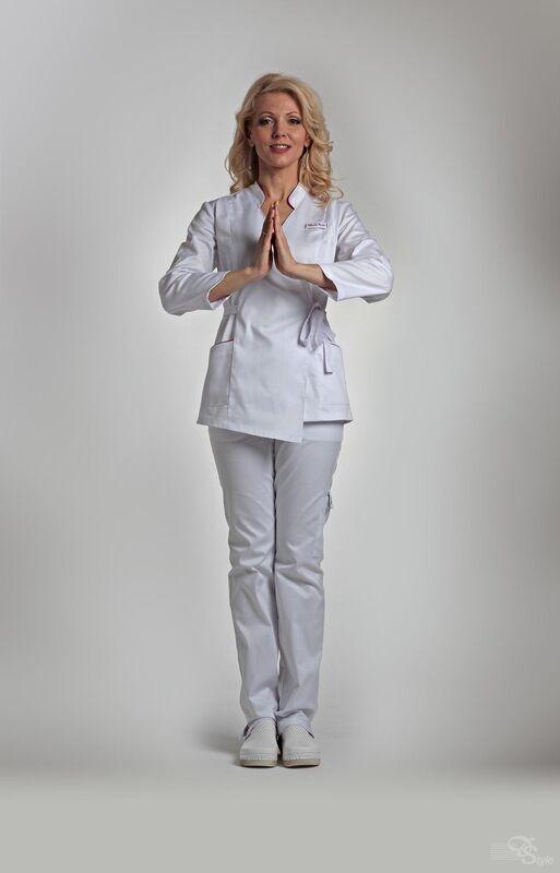 Доктор Стиль Блуза женская Алиса (лл2230) - фото 1