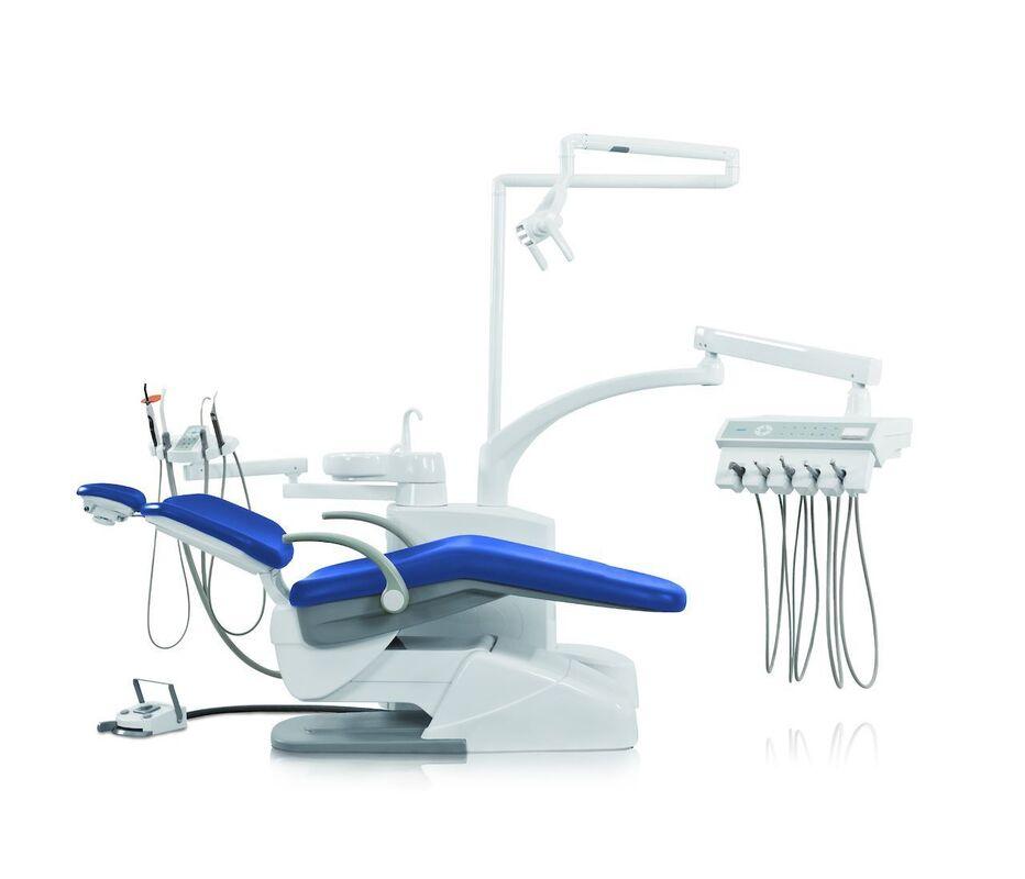 Стоматологическое оборудование Siger Стоматологическая установка S60 с нижней подачей инструментов - фото 1