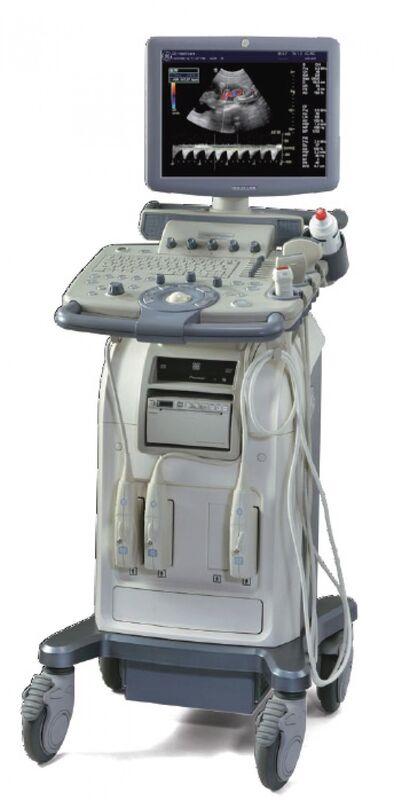 Медицинское оборудование General Electric Ультразвуковой сканер Logiq C5 premium - фото 1