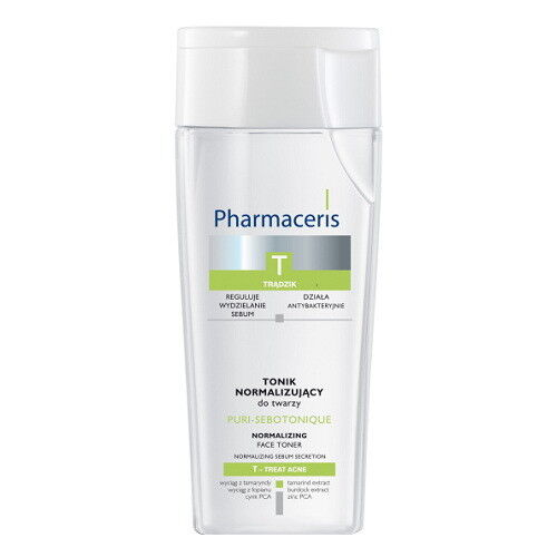 Pharmaceris Нормализующий тоник для лица Puri-Sebotonique - фото 1