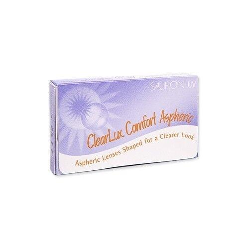 Контактные линзы Sauflon Clear Comfort (6 линз) - фото 3