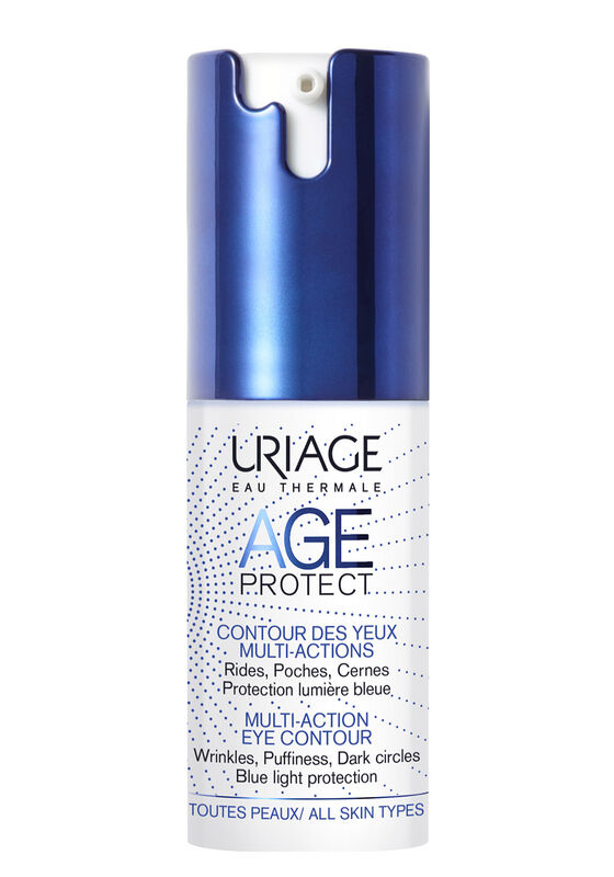 Uriage Крем для контура глаз AGE PROTECT EYE CONTOUR CREME MULTI-ACTIONS - фото 1