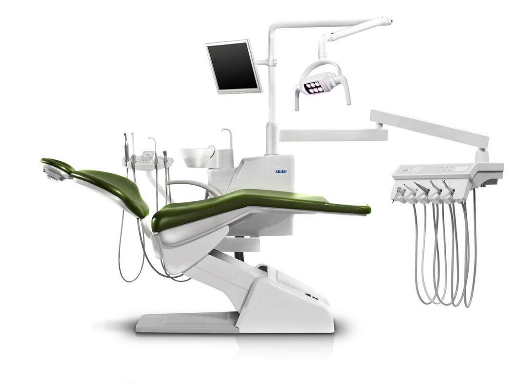 Стоматологическое оборудование Siger Стоматологическая установка U200 с нижней подачей инструментов - фото 1