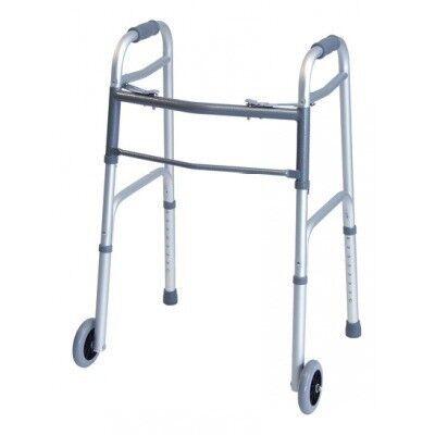 Аверсус Ходунки для взрослых на колесиках (складные) Х-2С - фото 1