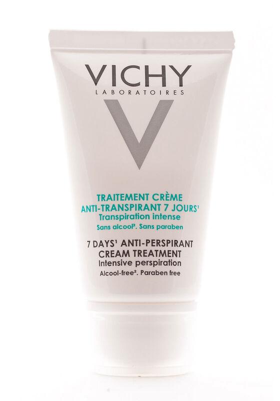 Vichy Дезодорант-крем регулирующий избыточное потоотделение 7дней 30мл - фото 1