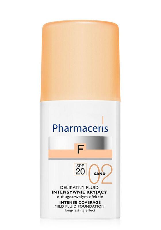 Pharmaceris Флюид тональный нежный SPF 20 (тон 02) - фото 1