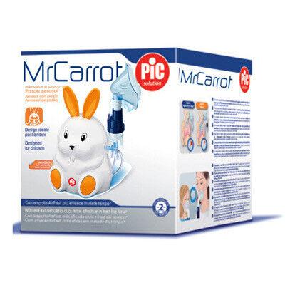 Ингалятор PIC Ингалятор компрессорный Mr. Carrot - фото 2