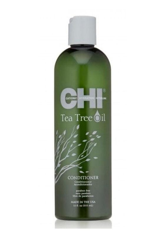 CHI Кондиционер для волос с маслом чайного дерева Tea Tree Oil Conditioner 355 мл - фото 1