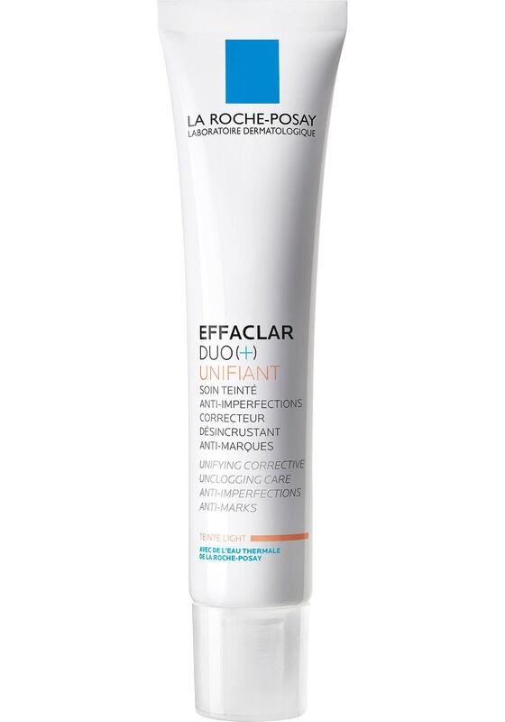 La-Roche-Posay Корректирующий крем-гель для проблемной кожи EFFACLAR DUO(+) тонирующий 40 мл - фото 1