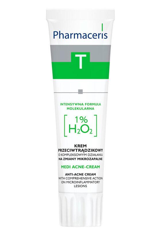 Pharmaceris Крем комплексного действия MEDI ACNE-CREAM, 30 мл - фото 1