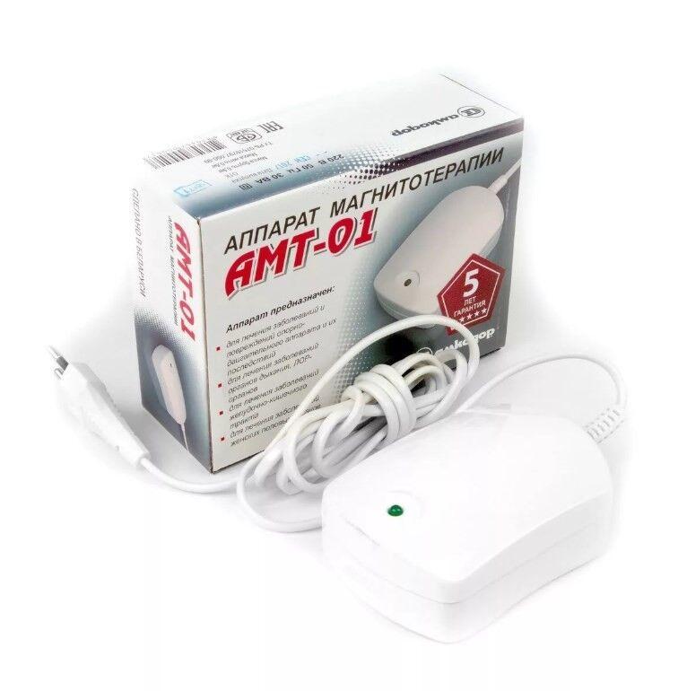 Прокат медицинских товаров Мега-Оптим Аппарат магнитотерапии АМТ-01 - фото 1