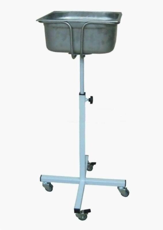 Белмедматериалы Подставка под тазы ППТ (с гастроемкостью 13 л) сталь - фото 1