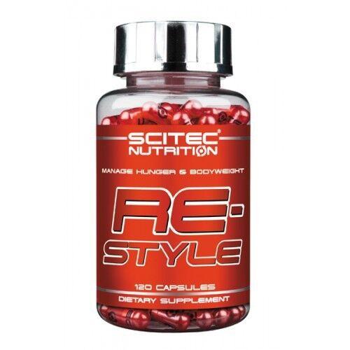 Scitec Nutrition Жиросжигатель Restyle 120 капс - фото 1