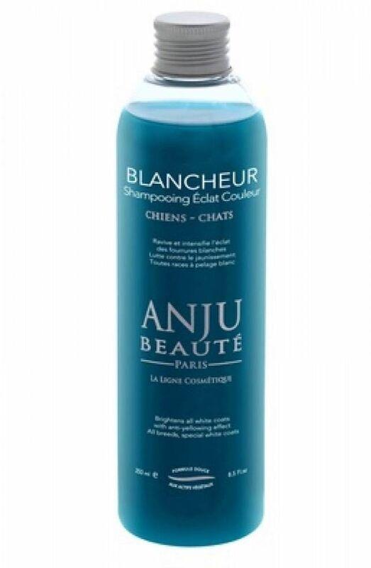 Anju Beaute Шампунь «Идеальный белый окрас» для собак (концентрат 1:5), 250 мл - фото 1
