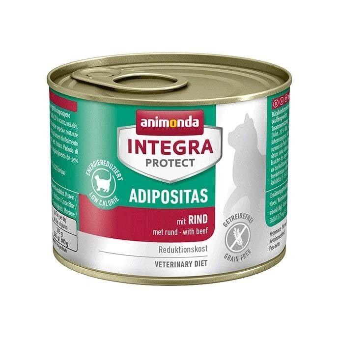 Animonda Integra Диета при ожирении 200 гр. х 3 шт. - фото 1
