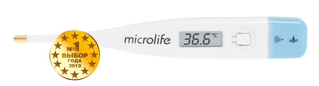 Термометр Microlife MT 1622 GT - фото 2
