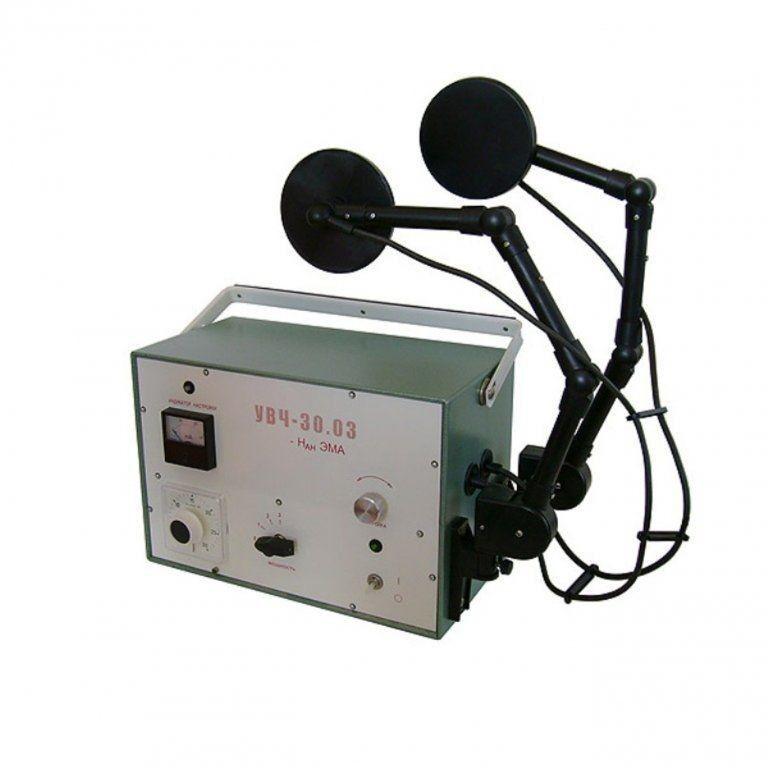 Медицинское оборудование Азгар-ФТО Аппарат для УВЧ-терапии переносный УВЧ-30.03 - фото 1