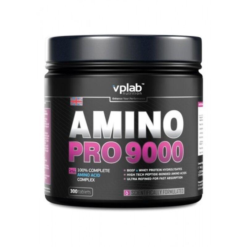 VPLab Amino Pro 9000, 300 таб. - фото 1