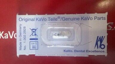 Стоматологическое оборудование KaVo Dental Германия Лампочка для наконечника галогеновая - фото 1