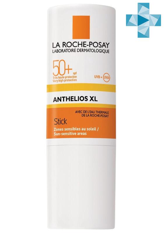 La-Roche-Posay Anthelios XL стик для чувствительных зон SPF50+, 9 мл - фото 1