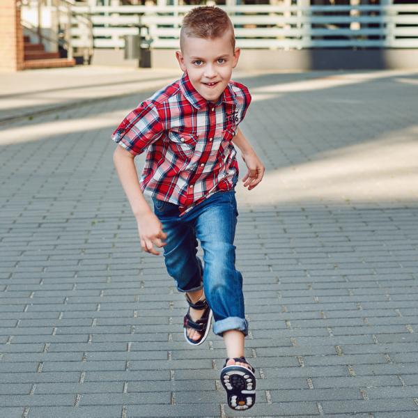 Memo Детская ортопедическая обувь Monaco 3DA - фото 4