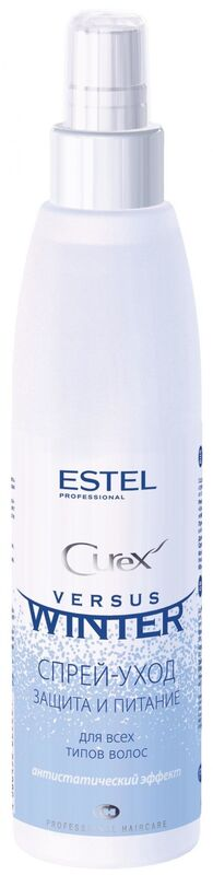 Estel Cпрей-уход Зимняя защита для всех типов волос, 200 мл - фото 1